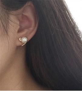 Estella bizsu gyöngy fülbevaló