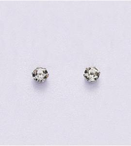 Nelli bizsu kristály fülbevaló 0,5