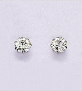 Nelli bizsu kristály fülbevaló 0,6