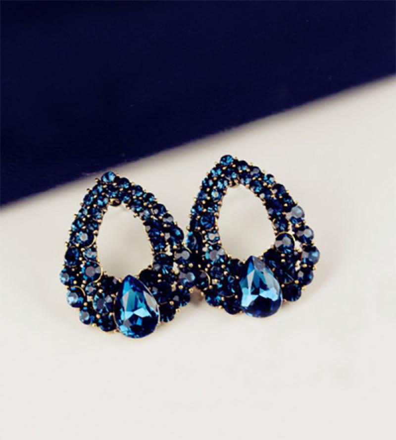 Nadia bizsu kristály fülbevaló