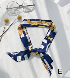 Arianna színes hajkendő / dekorkendő