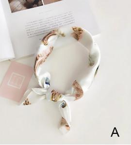Ariella színes hajkendő / dekorkendő