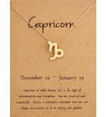 Horoszkóp bizsu nyaklánc BAK