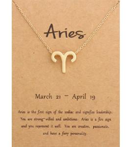 Horoszkóp nyaklánc KOS