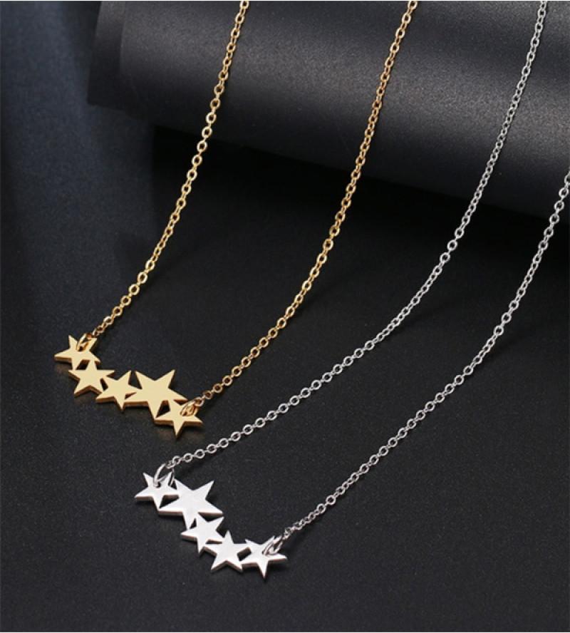 Leonóra csillag bizsu nyaklánc