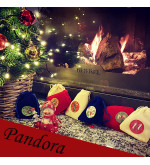 Charm Adventi naptár - Pandora Stílusú ékszerekkel