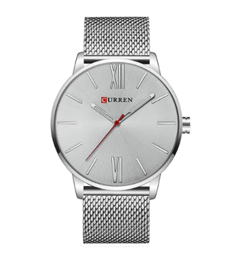 Curren Férfi karóra - Business Man - Ezüst színű