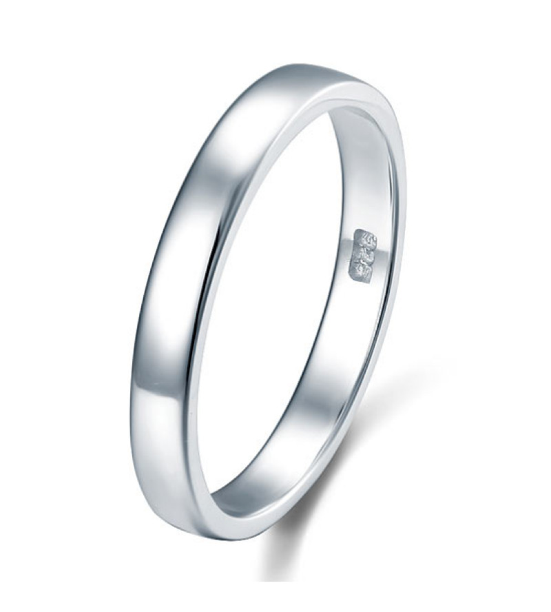 Ezüst karika gyűrű