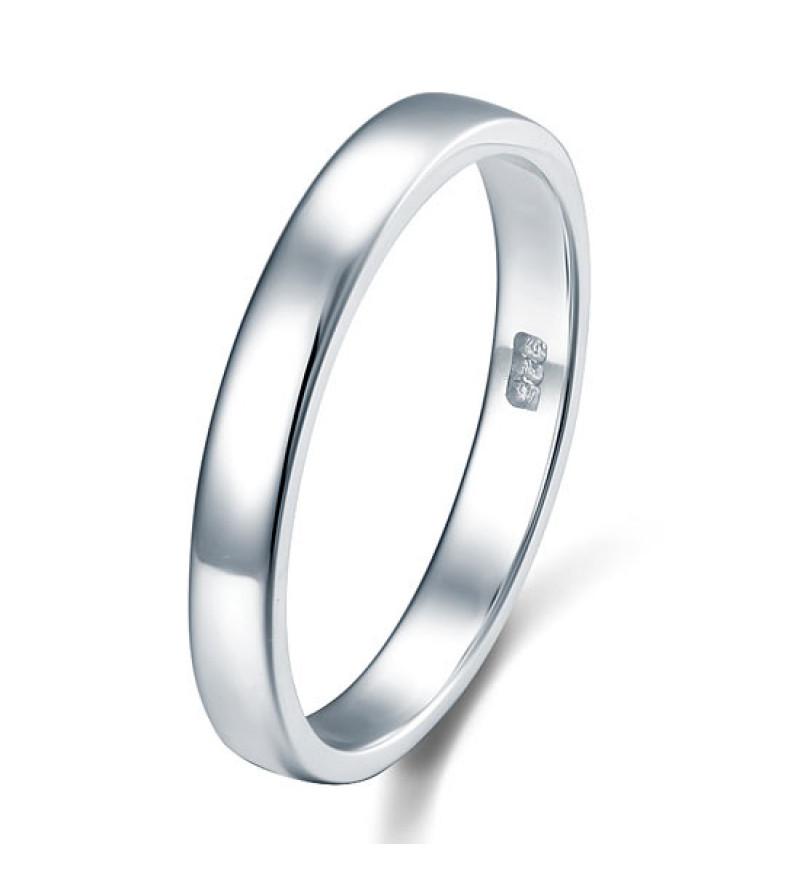 Ezüst karika gyűrű-7